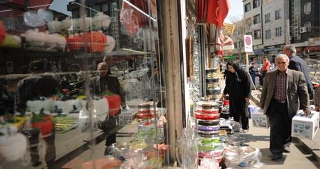 تصاویر بازار شوش تهران