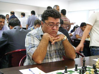 مهندسی به مدال برنز رقابتهای شطرنج پیشکسوتان آسیا رسید