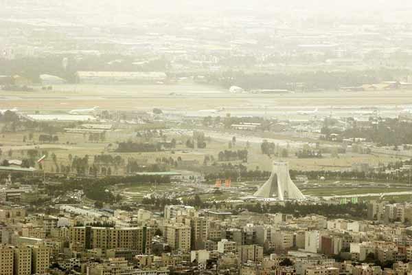 ۷هزار هکتار از اراضی مرتعی جنوب تهران بیابان میشود