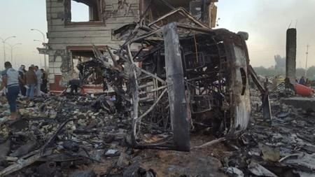 آخرین-اخبار-از-سرنوشت-جانباختگان-و-مجروحان-حادثه-تروریستی-حله-عراق