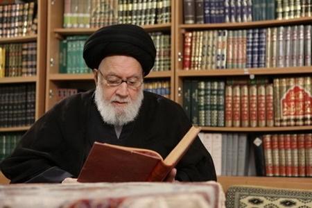 آیتالله سید محمد نقی شاهرخی درگذشت