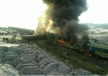 اطلاعیه کمیسیون سوانح راهآهن درباره سانحه هفتخوان
