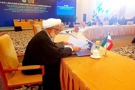 چرا تروریسم، راههای مقابله با آن؛ گزارش تحلیلی دادستان ایران به اجلاس شانگهای