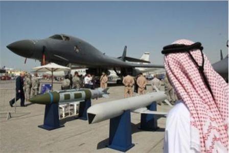 اوباما در فروش سلاح به اعراب خلیج فارس رکورد زده است