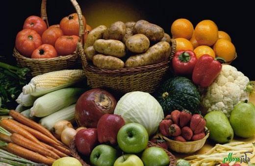 غذاهای  حاوی کربوهیدرات
