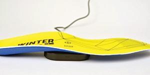 کفیهای گرمکننده کفش