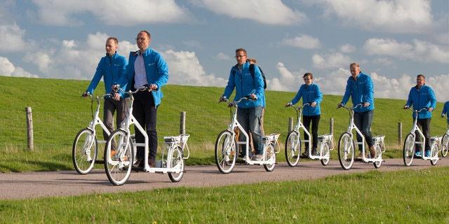 با دوچرخه - تردمیل آشنا شوید