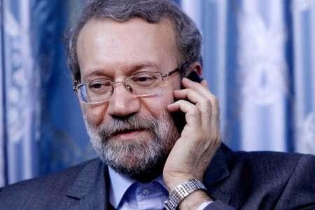 لاریجانی از فرمانده نیروی زمینی ارتش تقدیر کرد