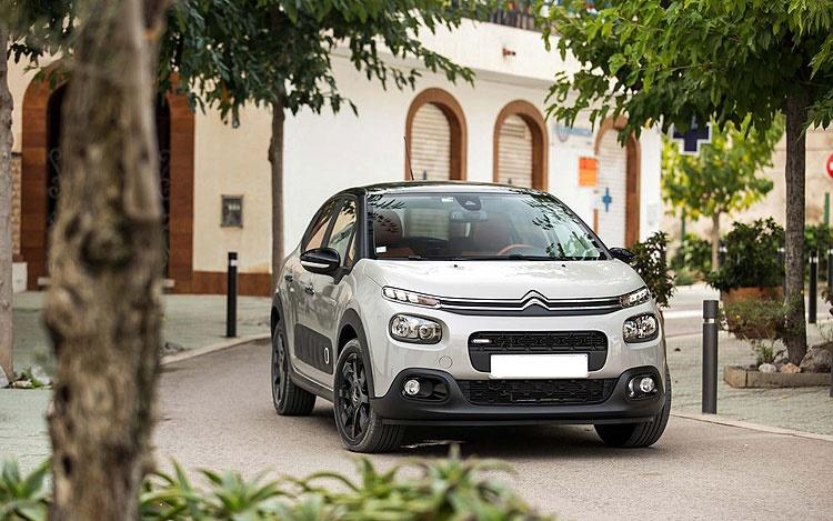 قیمت خودروهای وارداتی سیتروئن ۲۰۱۷