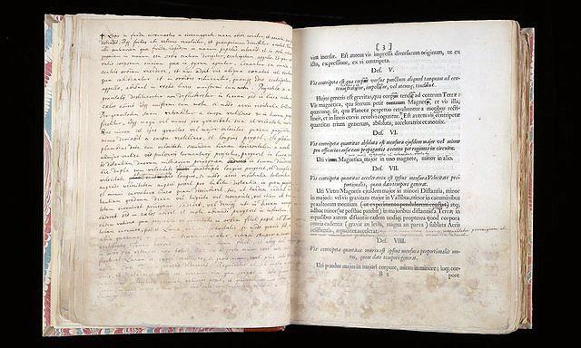 کتاب نیوتون ۳.۷ میلیون دلار فروخته شد