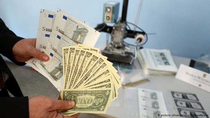 ارزش یورو به نازلترین سطح در ۱۳ سال گذشته رسید