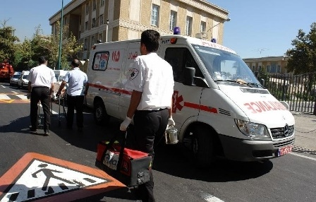 نظارت بر آمبولانسهای خصوصی افزایش مییابد