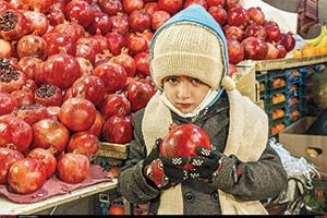 بهار بازار در طولانیترین شب زمستان