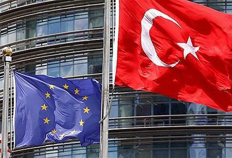 اردوغان خطاب به اتحادیه اروپا : اول حسن نیت خود را نشان دهید