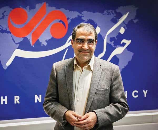 وزیر بهداشت - دکترهاشمی