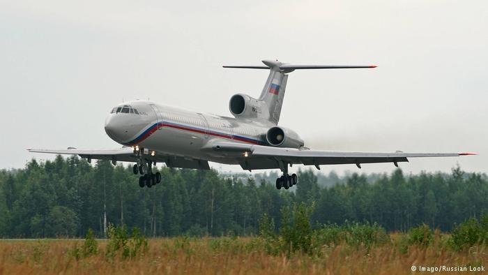 سقوط هواپیمای روسیه با ۹۲ سرنشین در دریای سیاه
