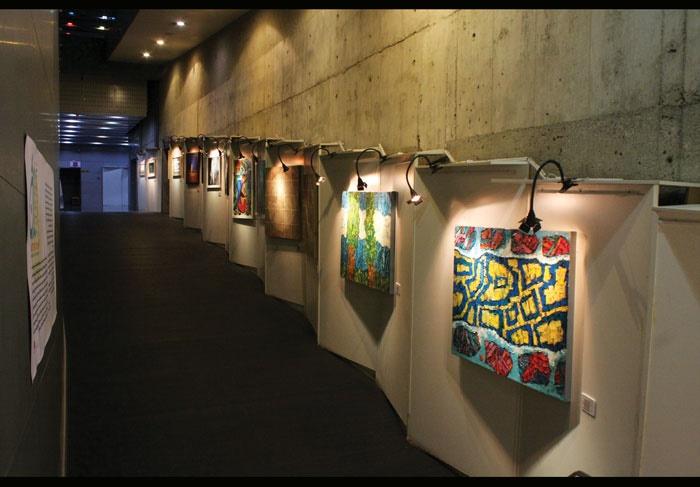 سفر به یک گالری نقاشی با «ژول ورن»