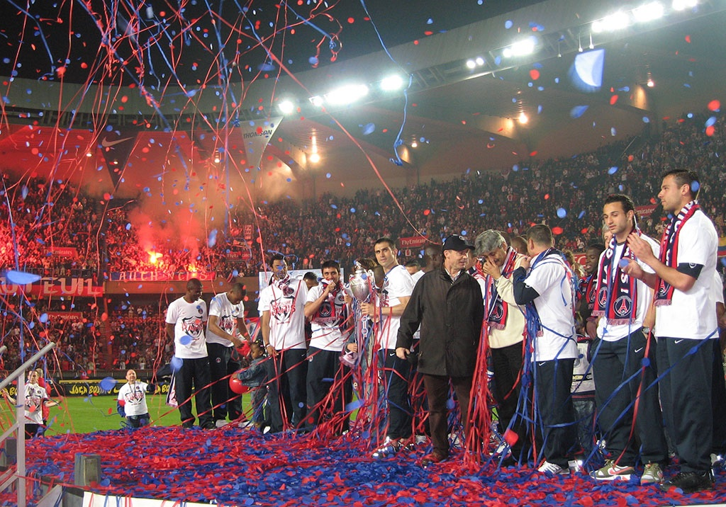 جشن قهرمانی جام حذفی سال ۲۰۰۶