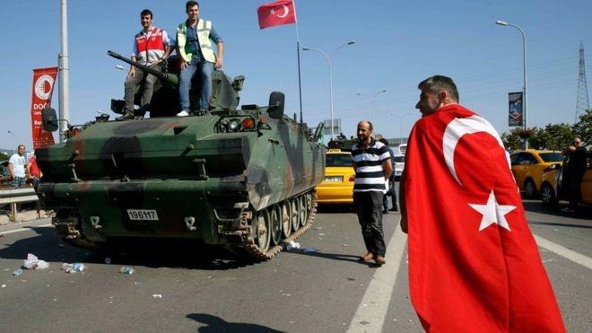 محاکمه متهمان کودتای نافرجام ترکیه آغاز شد
