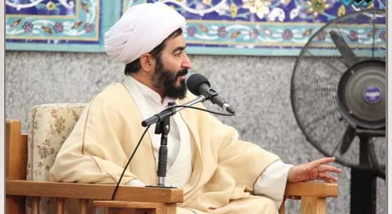 حجتالاسلام حسین ظهیری
