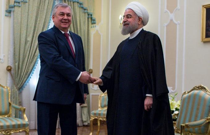 هاشمی،خاتمی،احمدی نژاد و روحانی