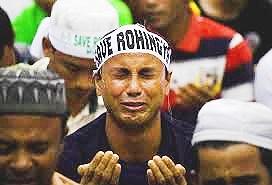 نامه ۲۳ برنده صلح نوبل به سازمان ملل در حمایت از مسلمانان روهینگا