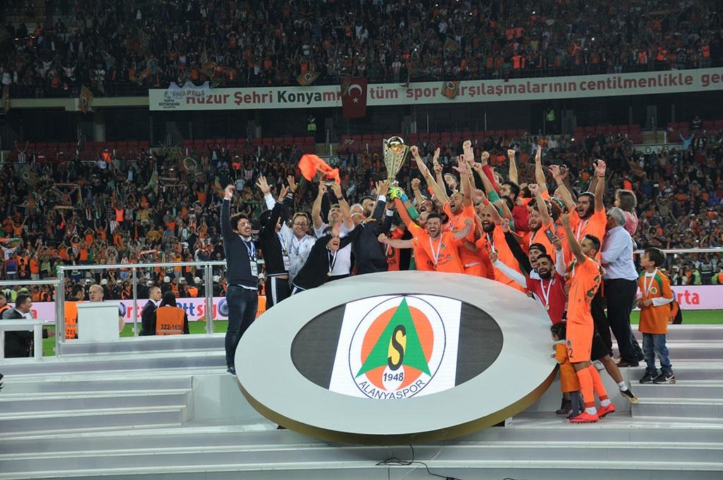 راهیابی به سوپر لیگ ترکیه