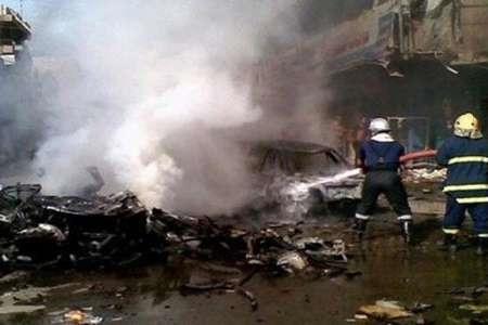 ۲۱ کشته و ۴۰ زخمی در  دو انفجار بغداد | خنثی کردن یک حمله انتحاری در کاظمین