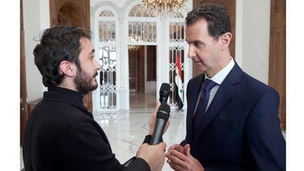 اسد: مخالفت ما با کشیدن خط لوله پیشنهادی قطر یکی از عوامل جنگ در سوریه بود