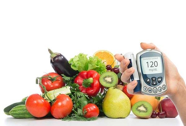 رژیم غذایی مناسب برای دیابت و فشارخون بالا