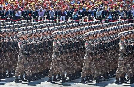 ارتش چین کوچکتر و رزمی تر می شود