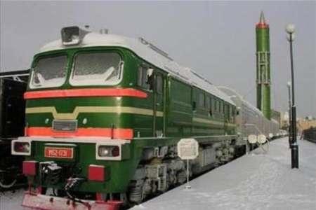 سوت قطار اتمی روسیه به آلمان رسید