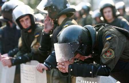 نیروی های واکنش سریع اوکراین به طور اشتباهی ۶ مامور امنیتی این کشور را کشتند