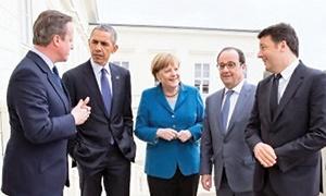 دومینوی شکست انتخاباتی در کمین رهبران اروپا