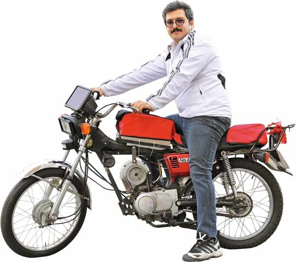 امیر نوردی مخترع موتوربرقی