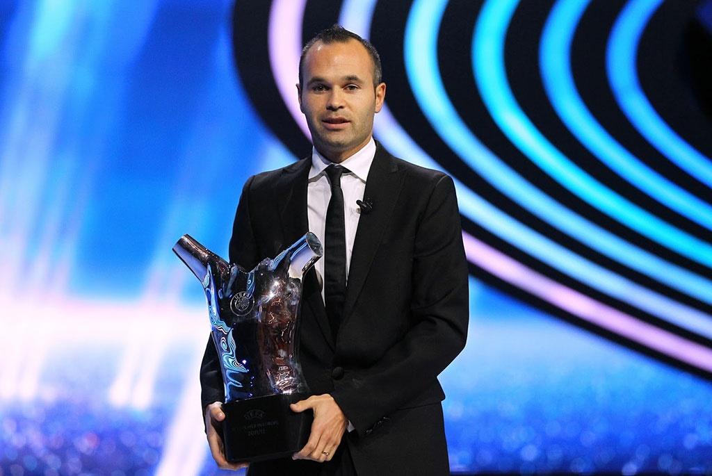 بهترین بازیکن سال اروپا ۲۰۱۲