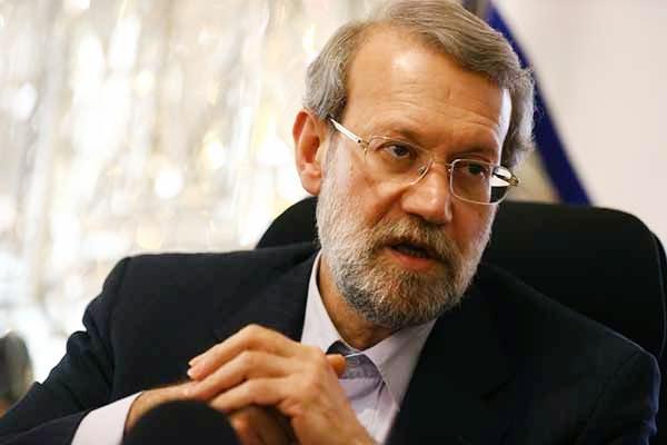 لاریجانی: حسابها به نام رئیس قوه قضاییه نیست