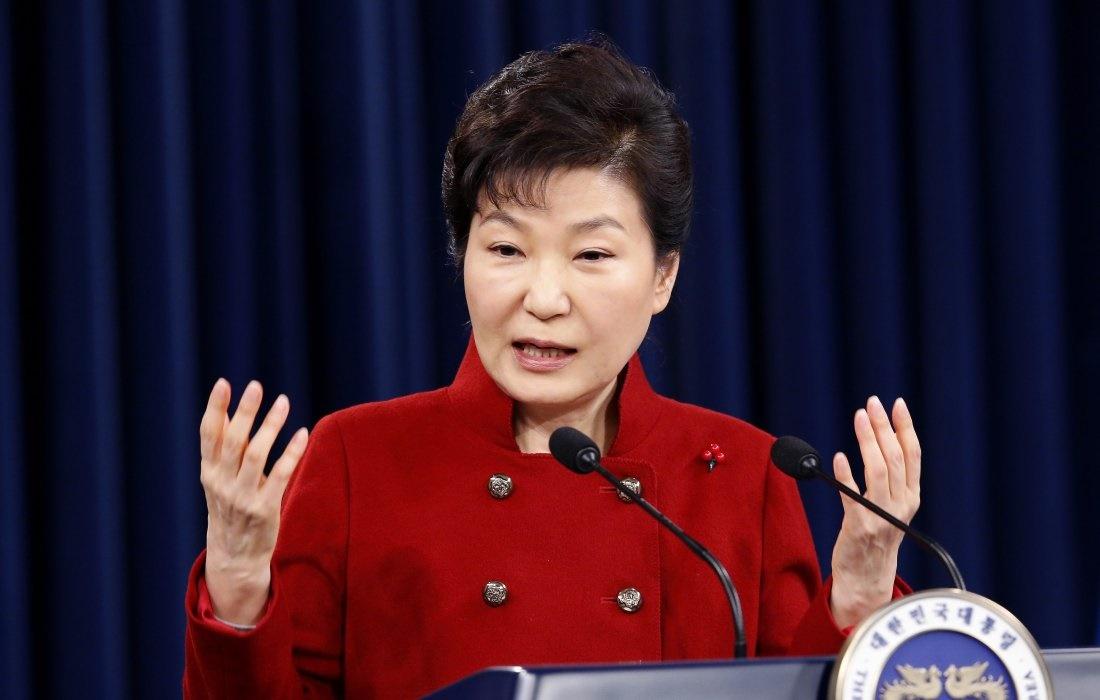 عذرخواهی رئیس جمهوری کره جنوبی از مردم کشورش پس از برکناری