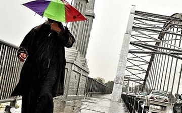 مردم خوزستان با یک باران راهی بیمارستان شدند؛ مسئولان بی خیالند