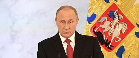 محورهای سخنرانی سالیانه پوتین در کاخ کرملین