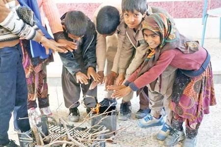Image result for مدارس و گرمایش