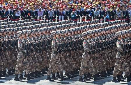 ارتش چین کوچکتر و رزمیتر میشود