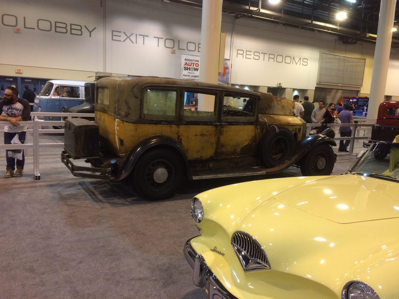 تصاویری از نمایشگاه خودرو در تگزاس