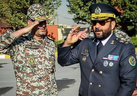 امیر اسماعیلی از سایت رادار قدیر سپاه بازدید کرد