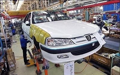 خودرو تولید