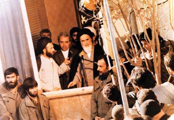 انقلاب اسلامی ایران-امام خمینی ره