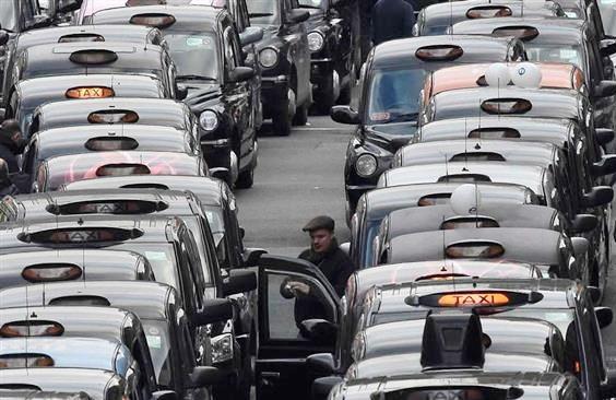 lodon taxi