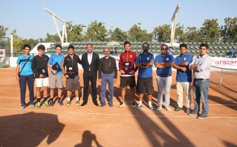 معرفی برترینها با پایان مسابقات تنیس بینالمللی جونیور در کیش
