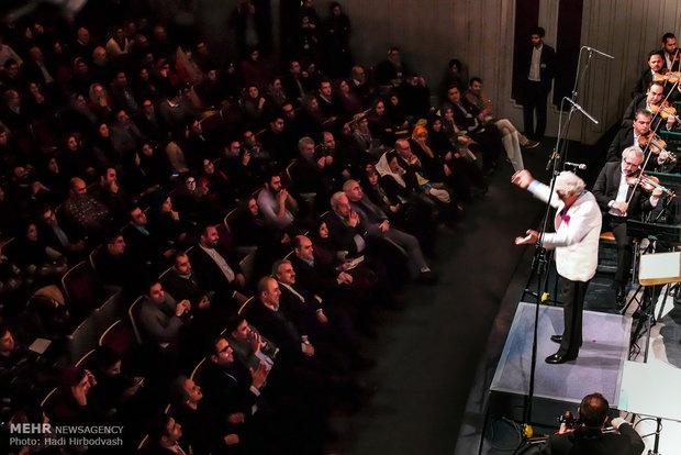ارکستر ملی و چکناوریان