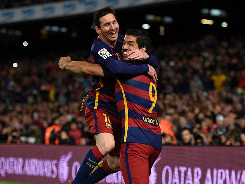Suarez-Messi